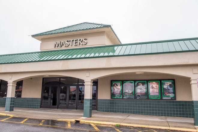 The Masters Cinema on Washington Road in Augusta, Ga., Thursday afternoon February 18, 2021.