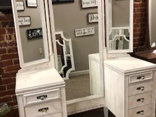Kozak's store offers shoppers interesting home décor, especially refurbished farmhouse furniture, and is now adding boutique clothing.