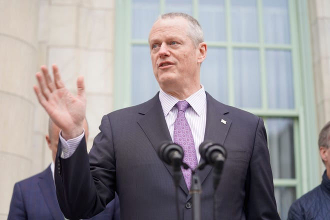 Last week, Gov. Charlie Baker said the state worked with a website vendor to improve server capacity.