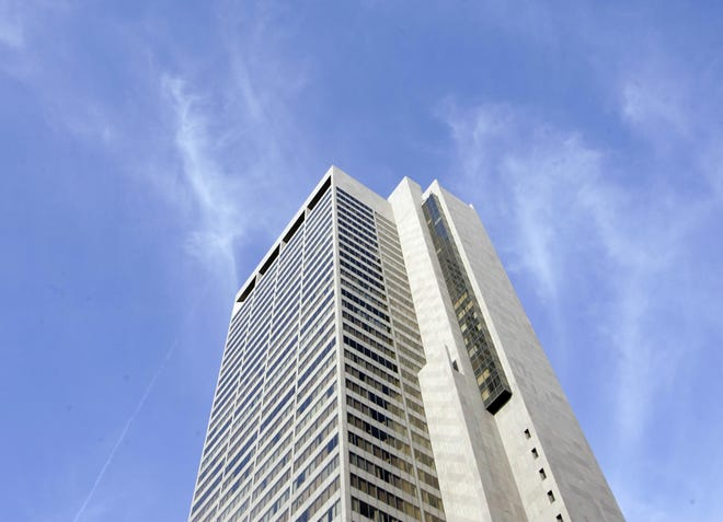 The Rhodes Tower in downtown Columbus contains 40 floors of state offices. The Dispatch/USA Today Network Ohio has analyzed the 2020 state employee payroll released by the Ohio Department of Administrative Services.