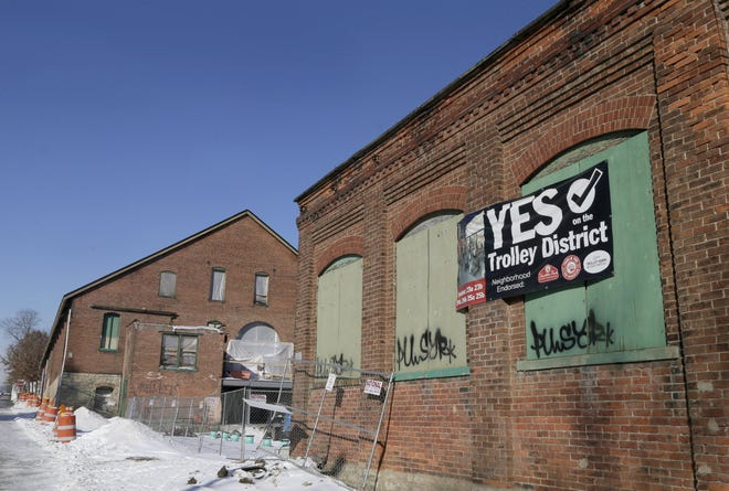 Columbus is doing a major overhaul of its zoning code for the first time in more than 60 years, in part due to multi-family development projects such as the conversion of the former trolley barn into apartments and commercial retail along Oak Street.