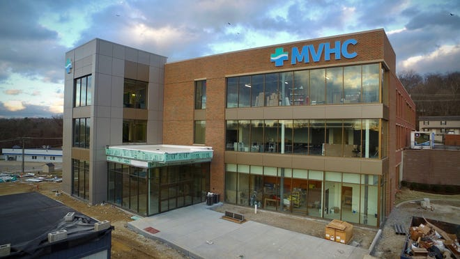 The Muskingum Valley Health Center's new facility in Cambridge is less than 1.5 miles from all Cambridge Schools. The new partnership between CCSD and MVHC will enable students in the district to receive health care at the new facility.
