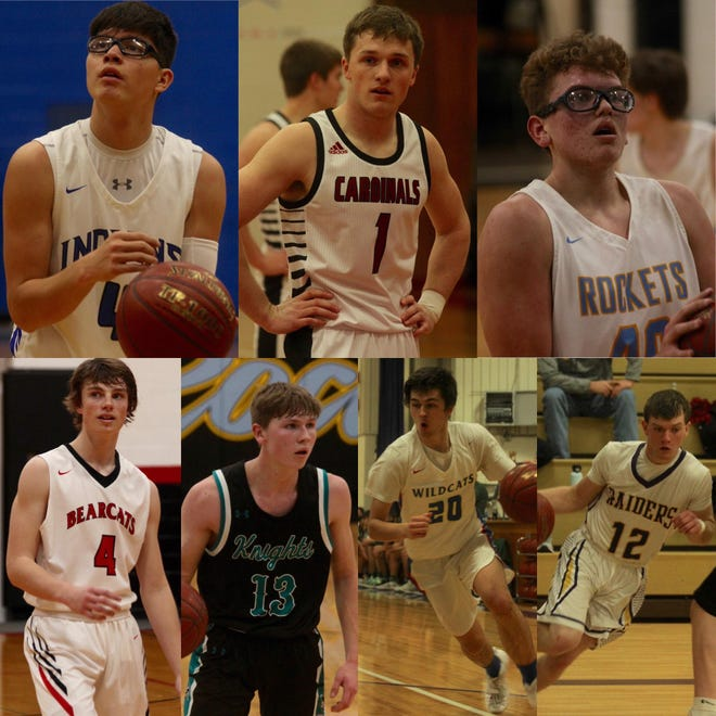 Seven area schools kick off the post season in district tournaments later this week. The District 7 tournament will be held in New Rockford, while the District 8 tournament will be at the higher seeds.