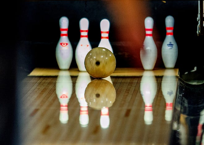 Garden City High School's boys bowling team won the Western Athletic Conference Wednesday at Dodge City. GCHS' girls squad finished in second place in its meet.