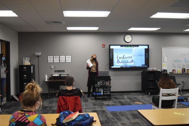 Elizabeth Ratzlaff was among 32 educators named by the Kansas State Department of Education as recipients of 2021 Kansas Horizon Awards.