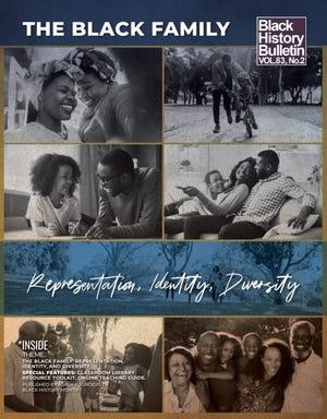 ASALH Black History Month Bulletin Cover, Vol. 83, No.2