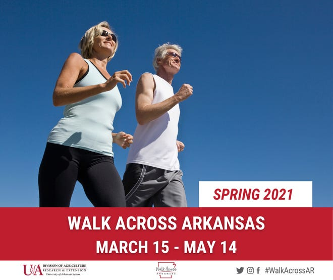 Registration for Walk Across Arkansas' spring event will open on March 1.