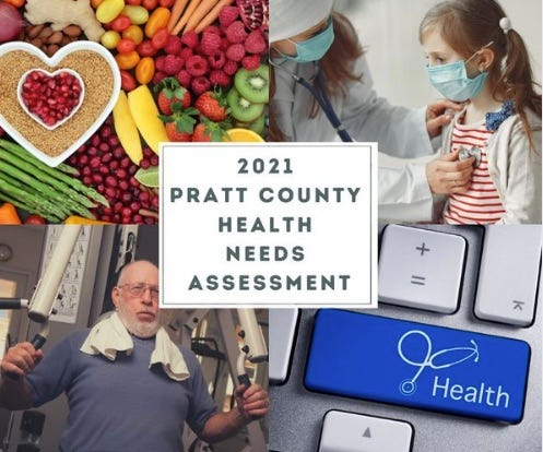 Pratt County residents are encouraged to fill out a survey online reguarding current health care needs in the area.