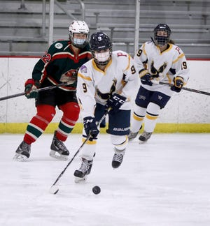 Mia Phelps and the East Bay girls hockey team are going to try and shock the state this weekend playing La Salle in the state championship series. Game 1 is set for Friday night.