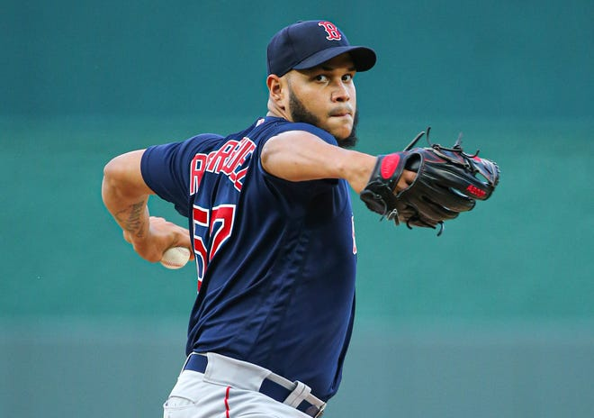 Eduardo Rodriguez continues to take steps toward his first start since 2019.