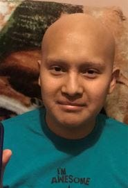 Nik's Wish will hold a surprise wish presentation for Miguel at 5 p.m. Feb. 19 in the parking lot of the Machesney Park Home Depot, 1580 W. Lane Road.