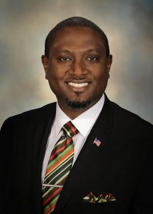State Rep. Maurice West II, D-Rockford.