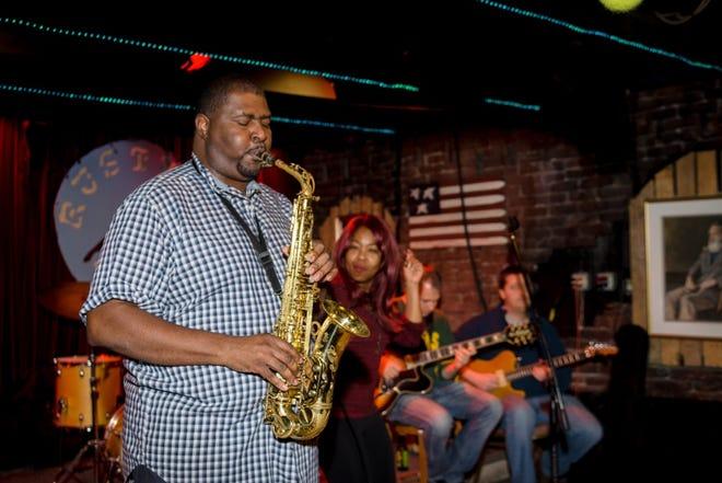 Benny Hill Jazz Festival 2016.