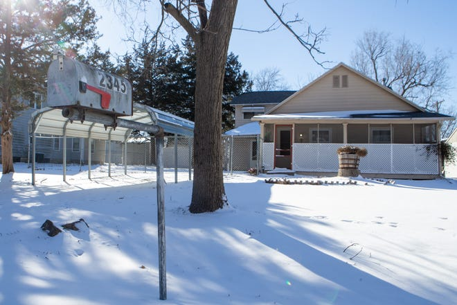 House of Hope's first sober-living community is located at 2345 S.E. Maryland Ave. Three of the six spots there are filled, and as the house becomes more stable, the new nonprofit hopes to open additional locations.