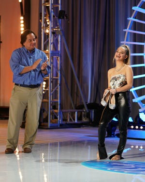 """George and Claudia Conway on """"American Idol."""""""