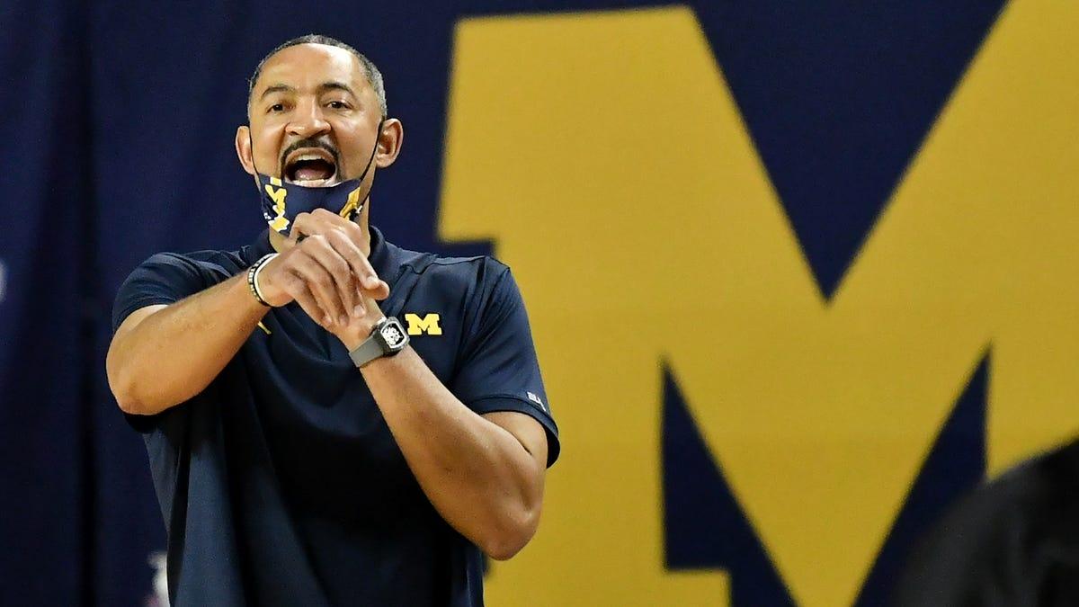 Michigan's Juwan Howard: It's coaching, not critics, that drives him 2