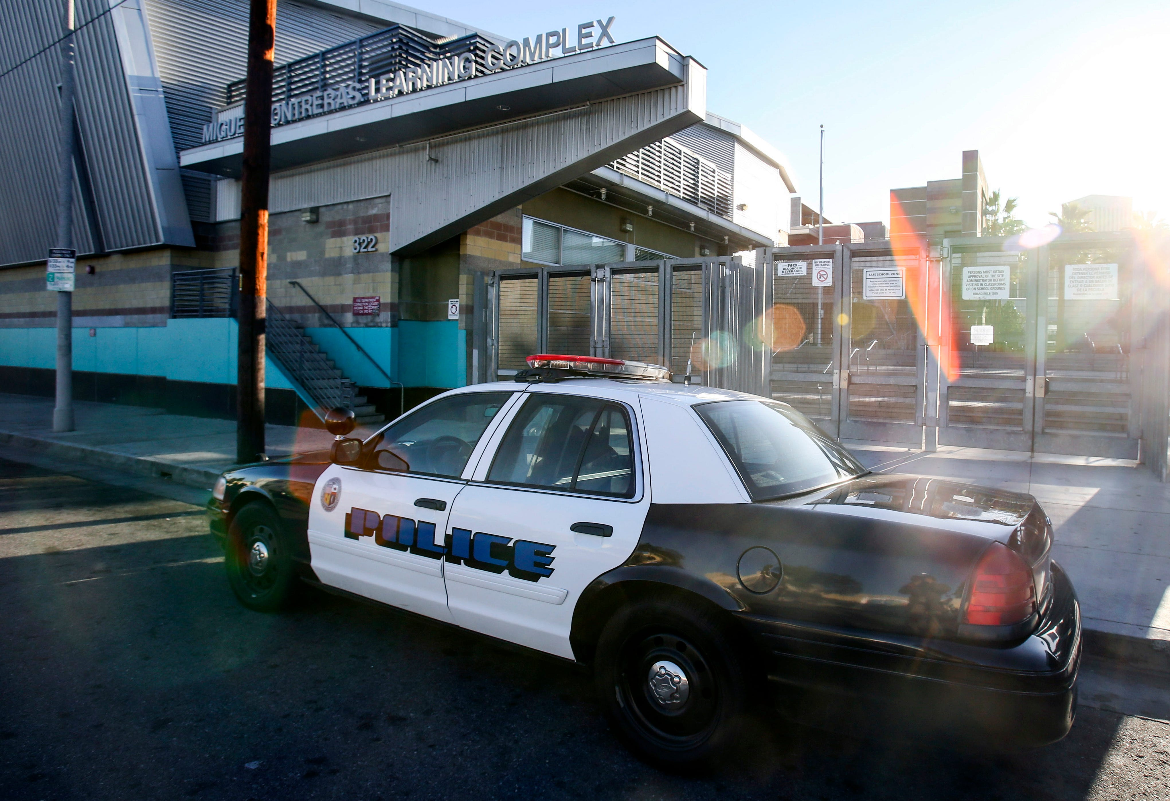 Los Angeles schools cut police funds to boost Black students 2