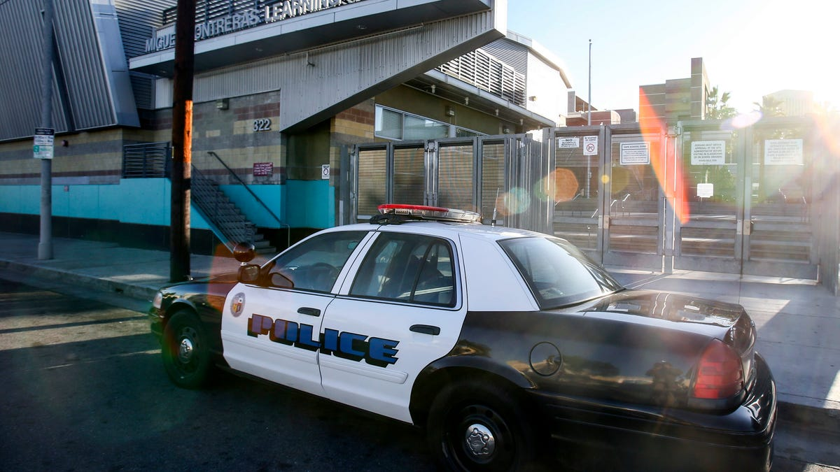 Los Angeles schools cut police funds to boost Black students 3