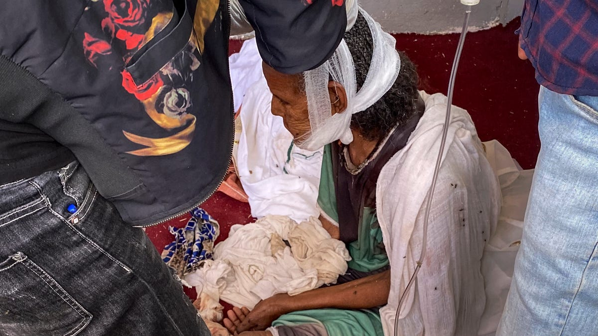'Horrible': Witnesses recall massacre in Ethiopian holy city 2
