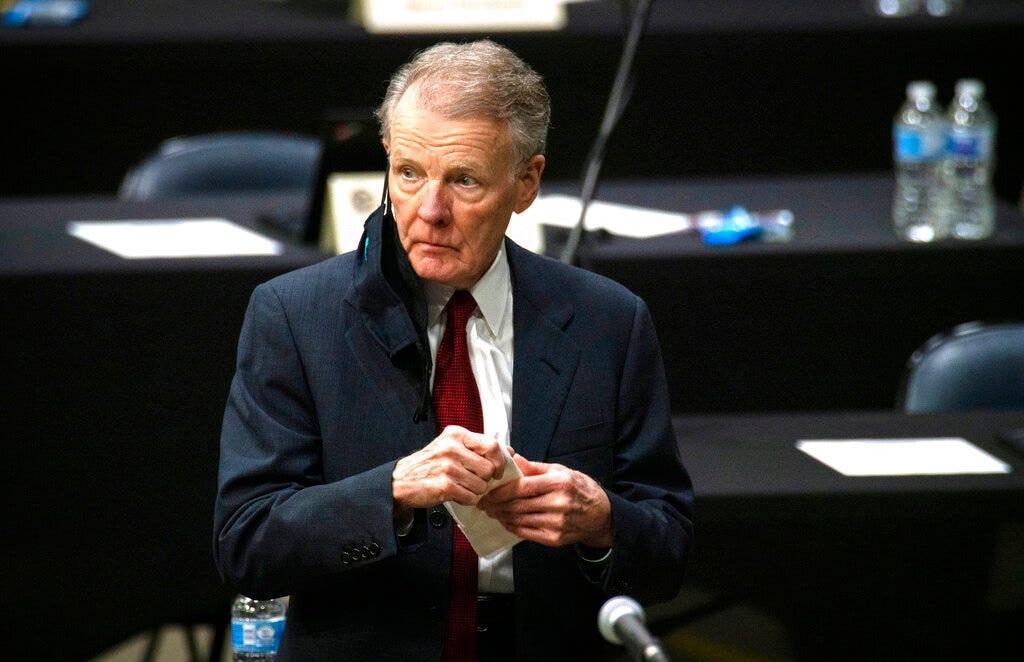 Ex-Illinois House Speaker Michael Madigan to resign seat 2
