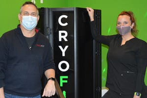 Rob and Melany Remitz own CryoFit in New Berlin and Delafield.