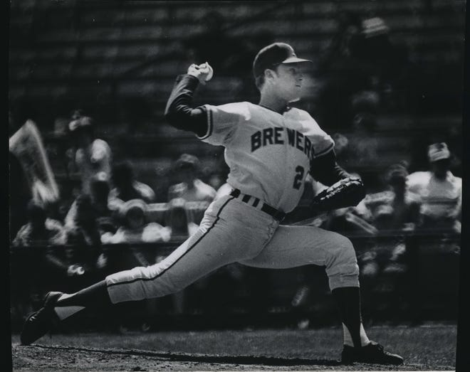 Lew Krausse played for the Brewers in their first two years of operation.