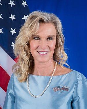 Former U.S. Ambassador Lynda Blanchard announced Thursday she will seek the Republican nomination for U.S. Senate in Alabama.