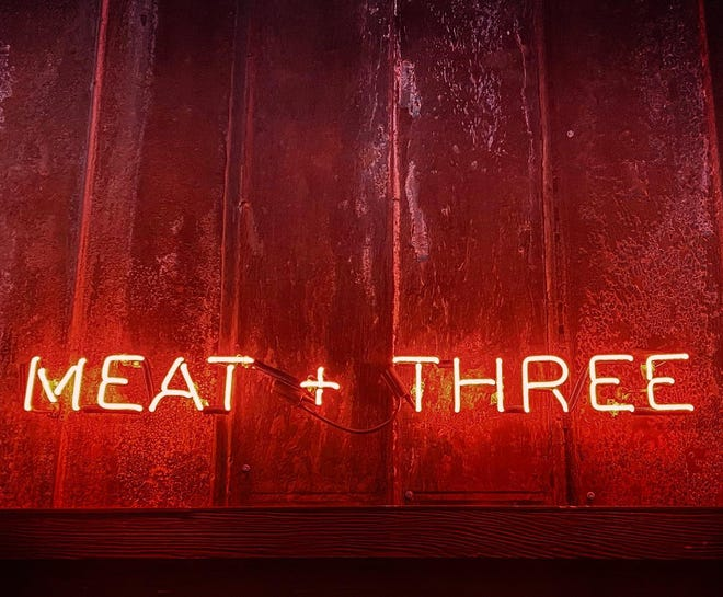 Ray Ray's Meat + Three opens today at 1256 Columbus Rd. in Granville