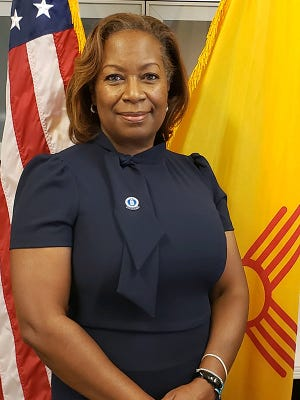 Sonya L. Smith, unanimously confirmed as the state's secretary of Veterans Services on Feb. 17, 2021, is the first African-American woman to hold the position.