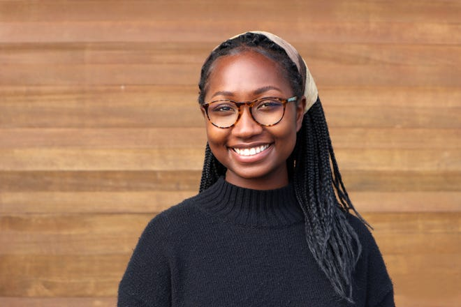 Abuk Jiel isa senior Criminal Justice and Political Science double major at the University of South Dakota, serves as the Student Body Presidentand is the daughter of South Sudanese immigrants with bilingual community development experience.