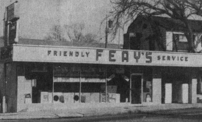 Feay's at 1622 W. 12th Street in Sioux Falls is shown in an ad for its going-out-of-business sale in 1976.