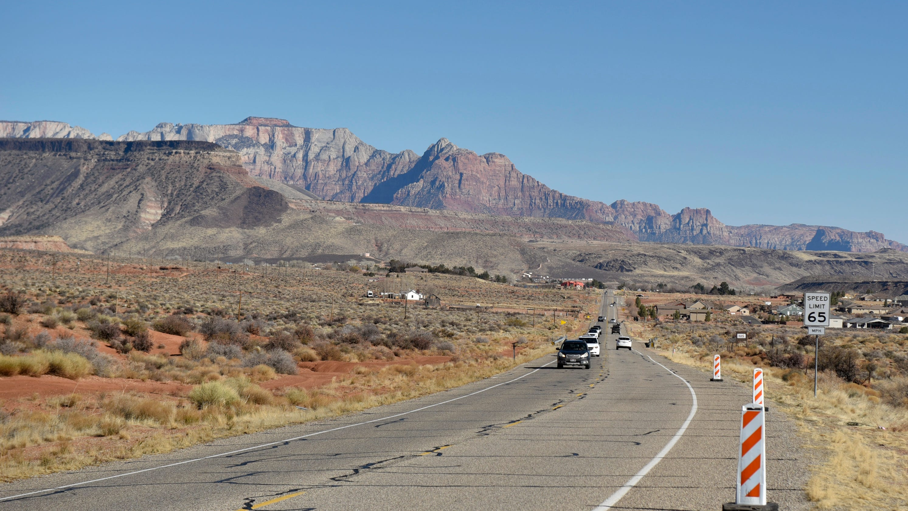 Report: Utah infrastructure best in country with C grade