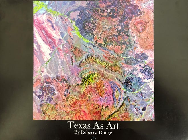 Proceeds from the Texas as Art calendar sales will be used for undergraduate research and for workshops, which train K-12 teachers on educational activities using satellite imagery to teach about geological landforms and ecoregions.