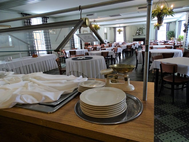Bryan Place, who offers a Sunday brunch buffet, is one of many restaurants that was forced to close down self-serve food stations in spring 2020 due to COVID-19. Owners hope to bring it back for this year's Easter brunch.