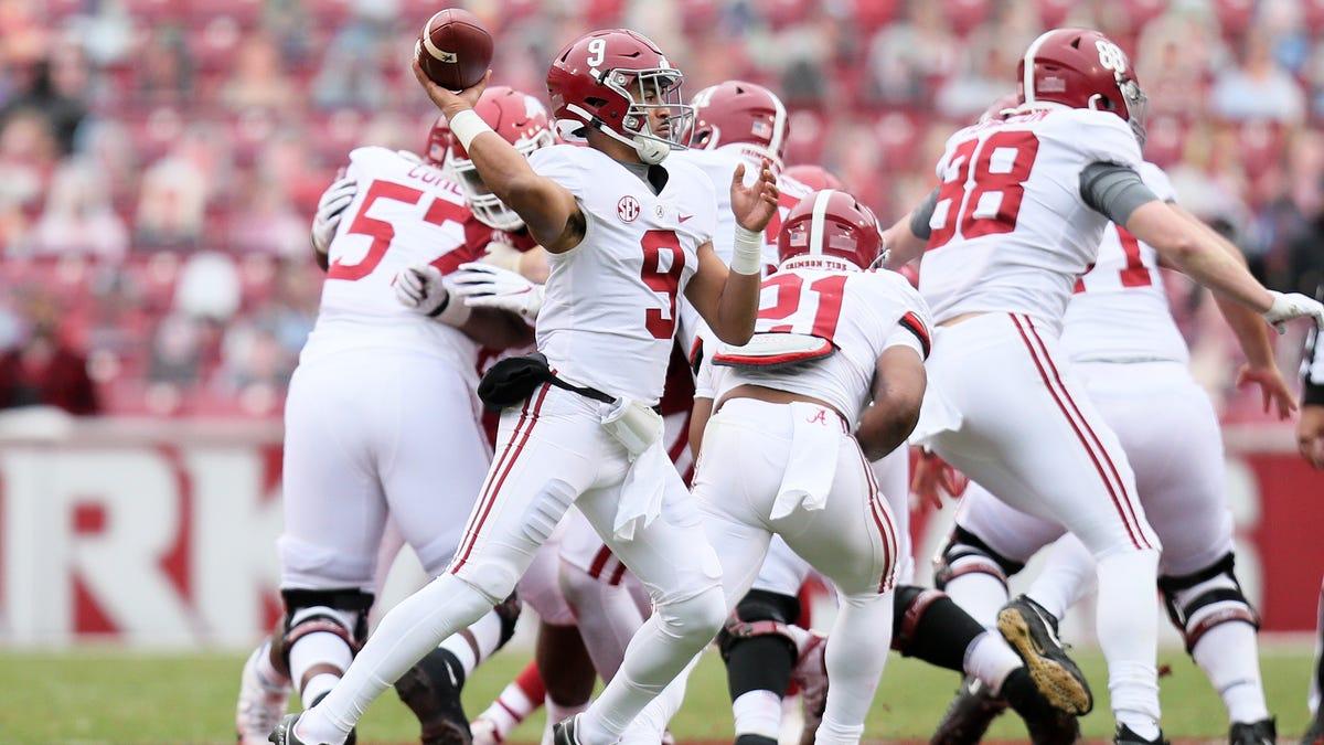The SEC has an 'Alabama problem' that stretches beyond Nick Saban | Toppmeyer