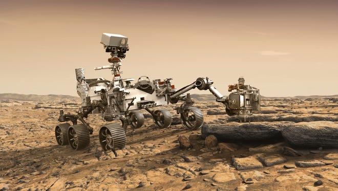 Comment l'équipage d'atterrissage du rover Mars Perseverance de la NASA a illustré pour les téléspectateurs que #spaceisforeveryone