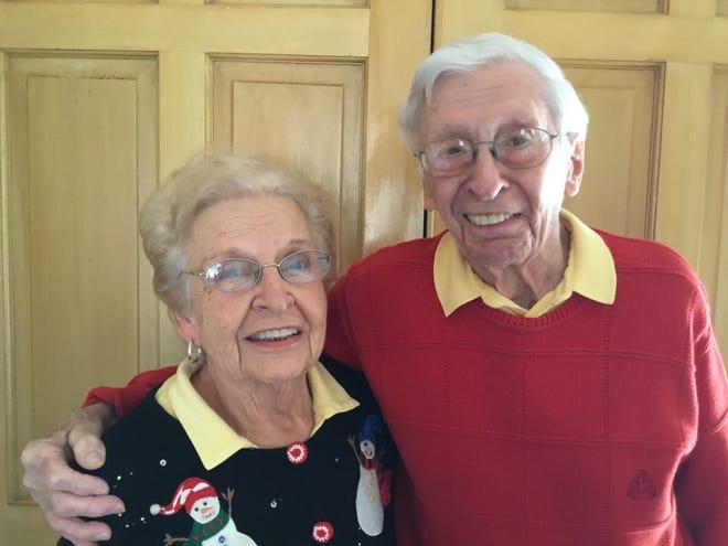 A.W. And Helen (Kirkpatrick) McVay