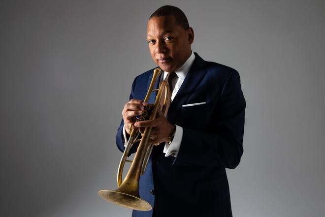 Wynton Marsalis will perform at the Lincoln Theatre during a free livestreamed event on March 8.