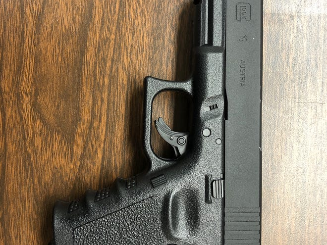 A 14-year-old student at Eustis Middle School faces 3 charges, including 2 felonies, for bringing an unloaded Glock 19 BB gun onto campus Thursday, according to the Lake County Sheriff's Office.