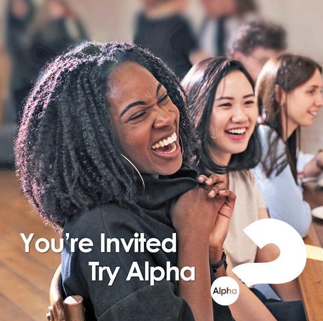 Rge Alpha Course begins March 8 in Destin.