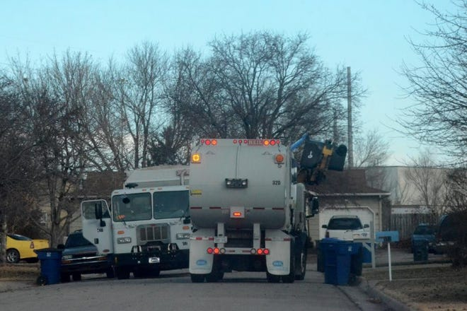 The city of Newton now has one full year of data to review when it comes to voluntary curbside recycling and its effects, after spending nearly the entirety of 2020 without a mandatoryrecycling program.