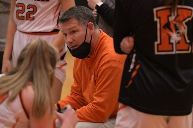 Photos from Thursday's girls basketball game between Kirksville and Chillicothe.