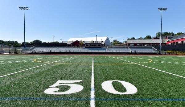 The current president of Milford Youth Football and Cheer says better financial safeguards are in place after a former treasurer was arraigned on charges he took $280,000 from the organization.