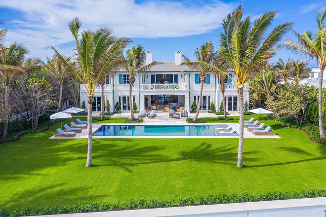 Billionaire David Tepper and his wife, Nicole, were on the buyer's side of a sale closed Friday at a recorded $68.385 million for a new mansion at 905 N. Ocean Blvd., according to sources familiar with the deal. As much as $73 million actually changed hands in the transaction, sources said.