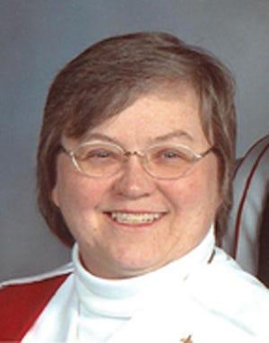 Rev. Dana Worrell-Jumper