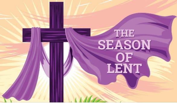 Pastor Dennis Fangmeyer, St. Paul Lutheran Church at Preston, shares Lenton insights.