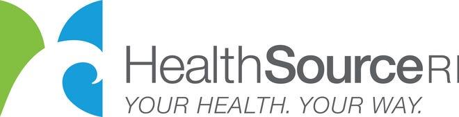 Logo for HealthSource RI.
