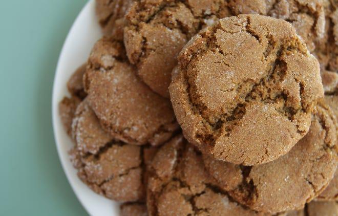 Provender's Ginger Snaps.