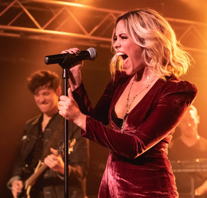 ARE YOU READY?  The Vindys, a rock, pop and soul band from Youngstown, will appear in concert at 7:30 p.m. Saturday at the Canton Palace Theatre. In-person tickets are $35, with all seats reserved.  Passes to watch the concert at home via livestream, are $10. To order, call 330-454-8172 weekdays from 11 a.m. to 3 p.m.