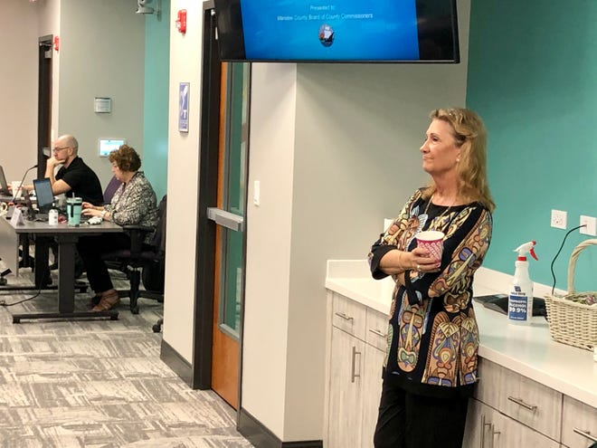Manatee County Commission Chair Vanessa Baugh has come under fire for her role in a COVID-19 vaccine distribution controversy.